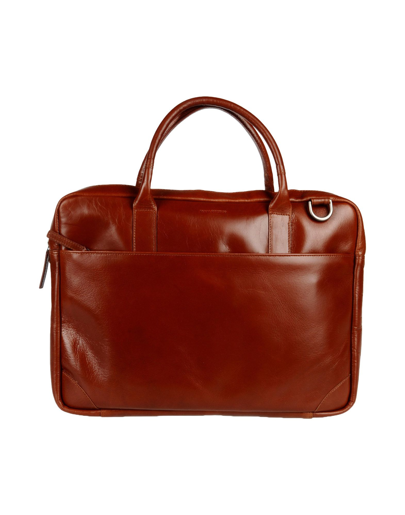 Royal republiq Work Bags in Brown for Men