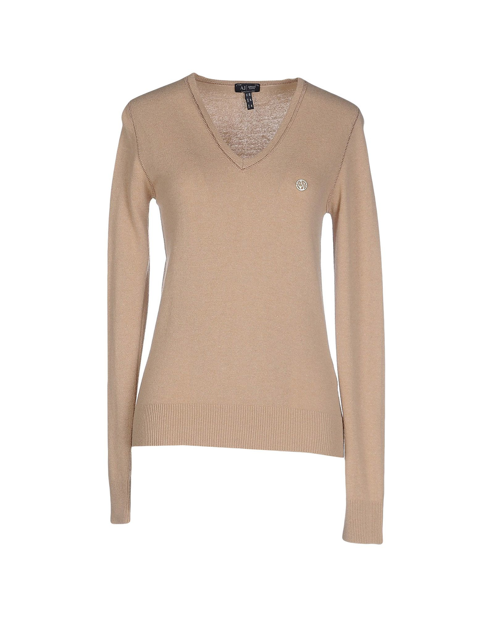 armani jumper in lyst