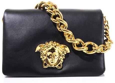 Versace Black Shoulder Bag 77