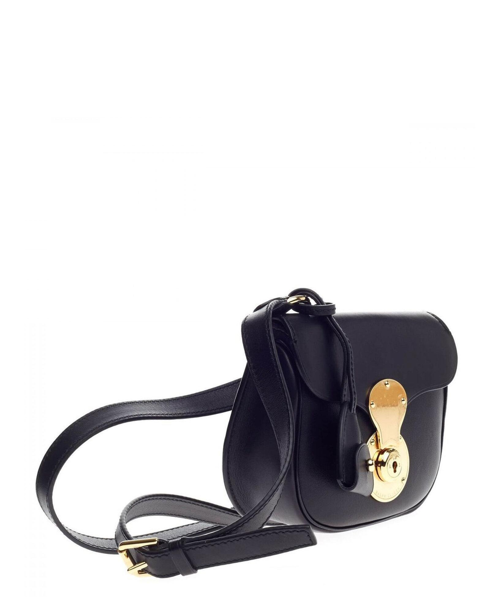 638268537d4c View fullscreen reputable site  Lyst - Ralph Lauren Ricky Crossbody -  Vintage in Black big sale b5dc5 a231f  Ralph Lauren Alligator Ricky Jewel  Satchel ...