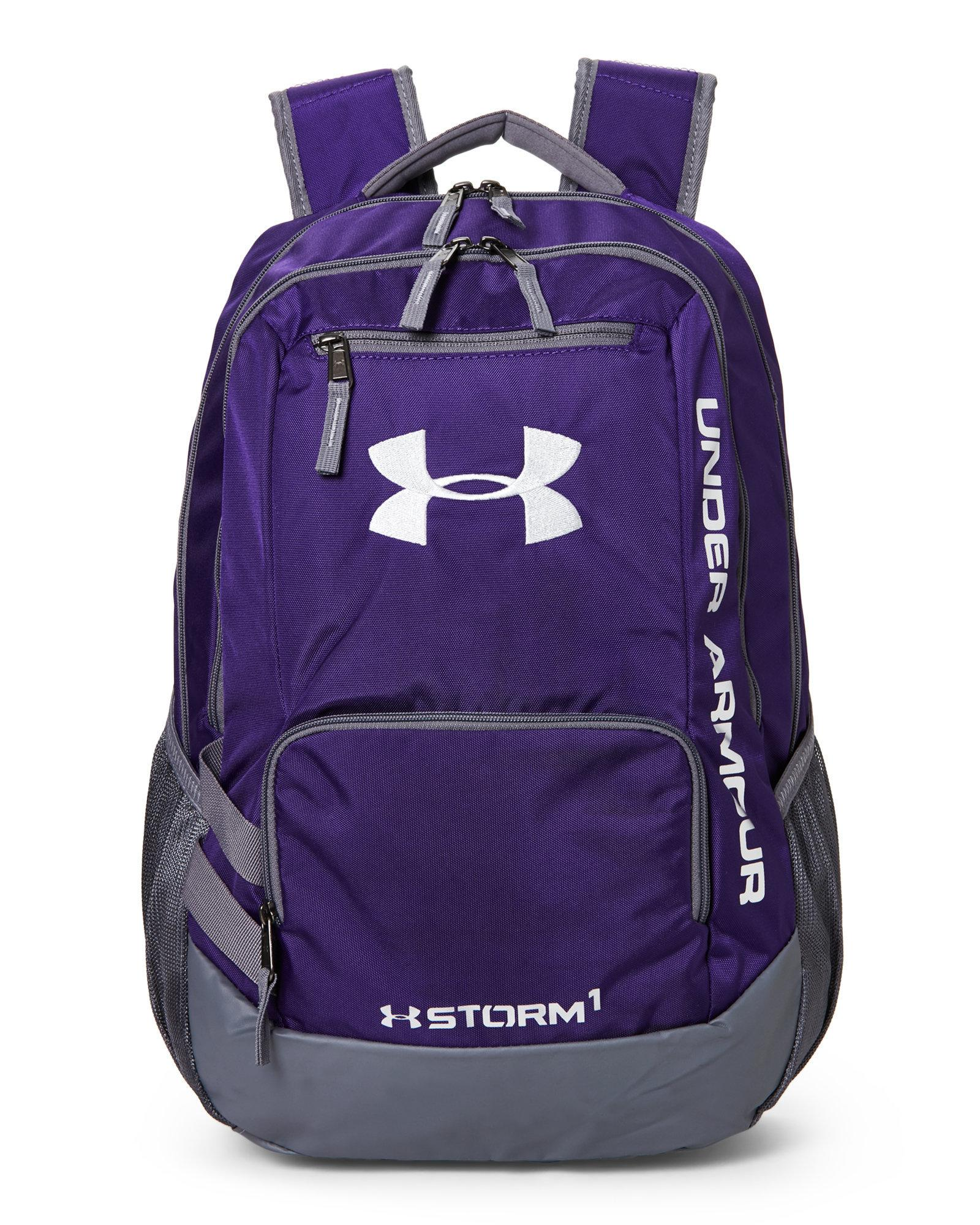 purple under armour backpacks 61942c1c59745