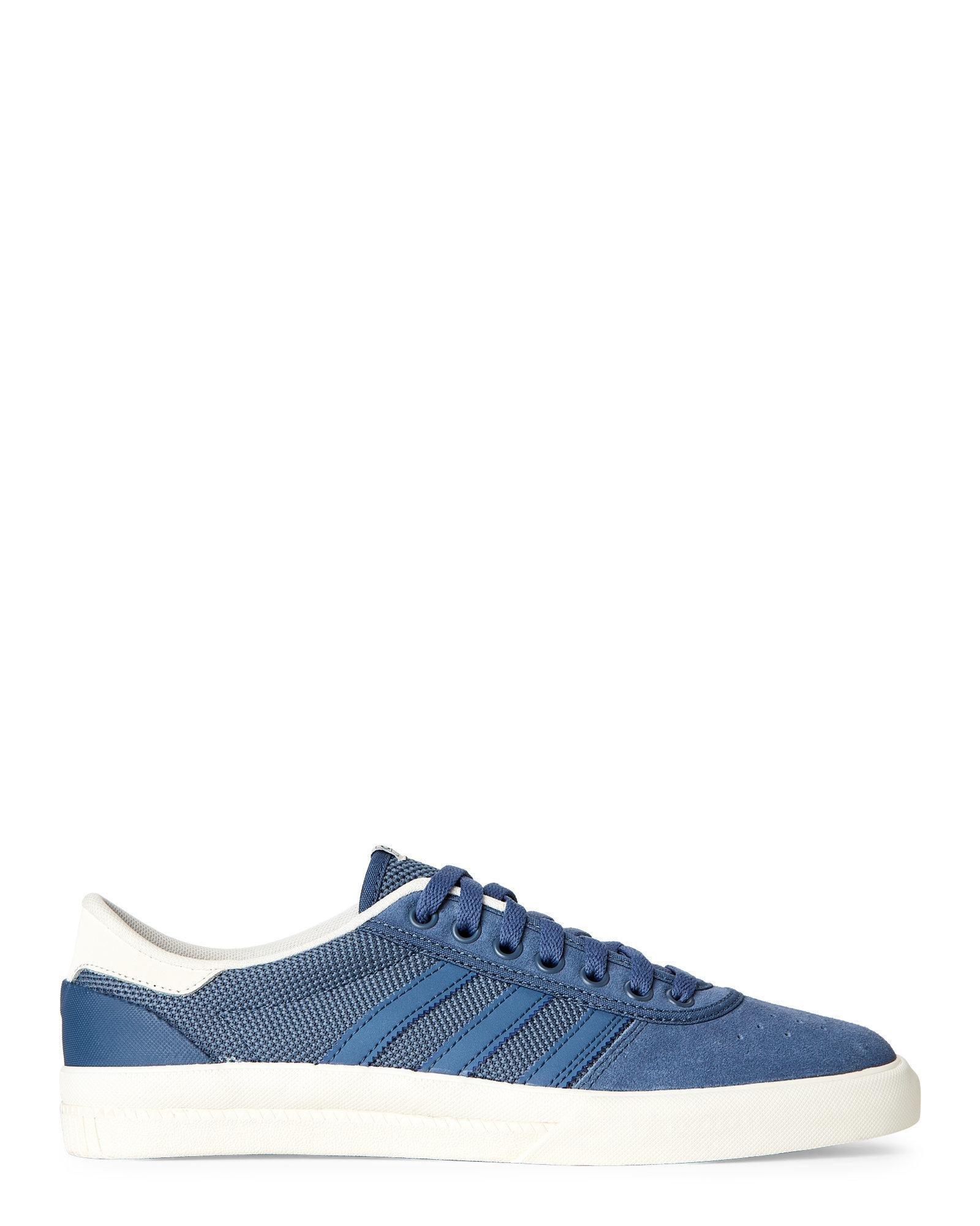 lyst adidas blu lucas premiere scarpe blu per gli uomini.