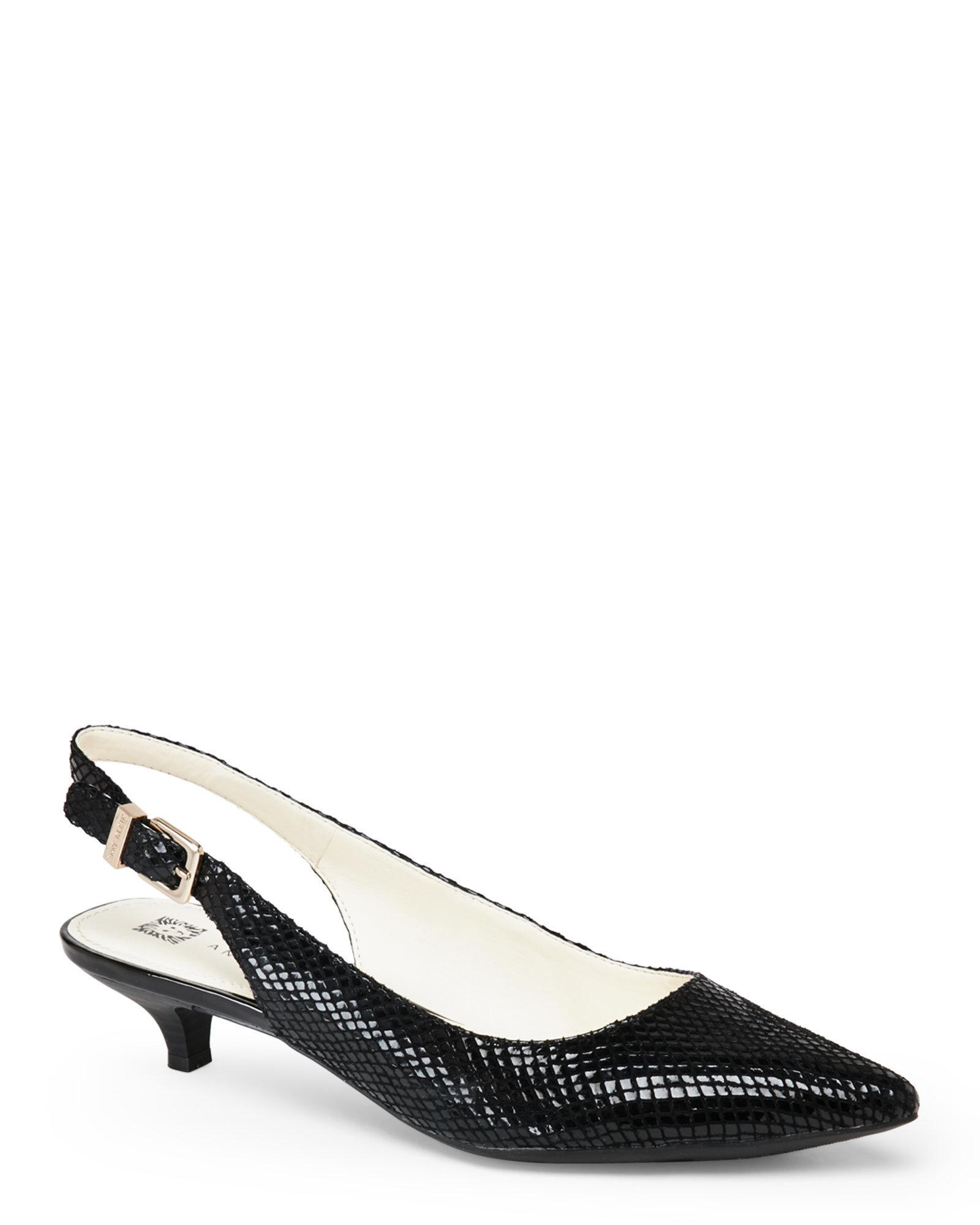 Anne Klein Low Heel Shoes