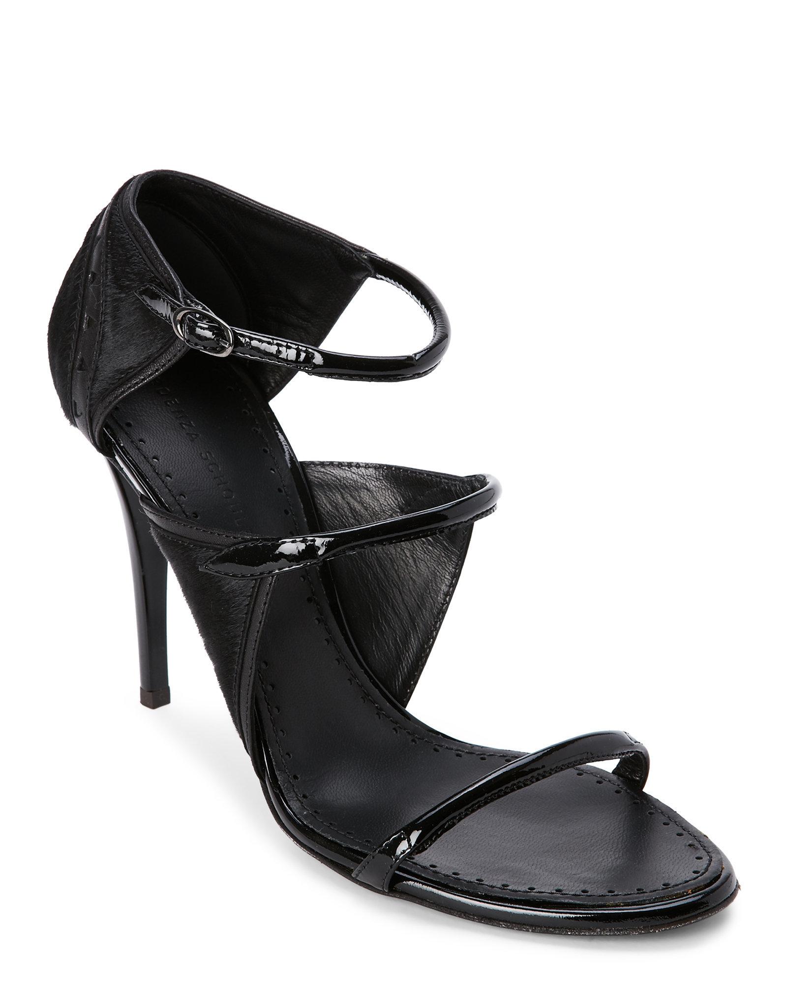 Aldo Women Shoes Black Lacquered