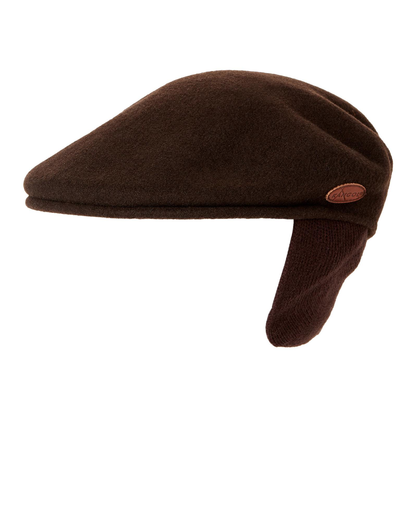 08b41c957d48e Lyst - Kangol 504 Earflap Ivy Cap in Brown for Men