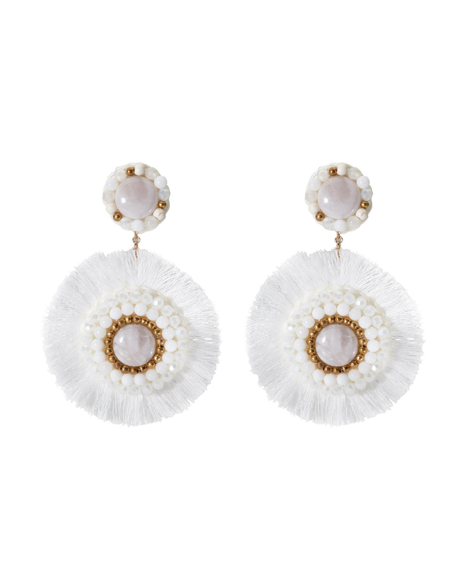 hook white earrings jewelmak fine with products jewelry beaded pearl