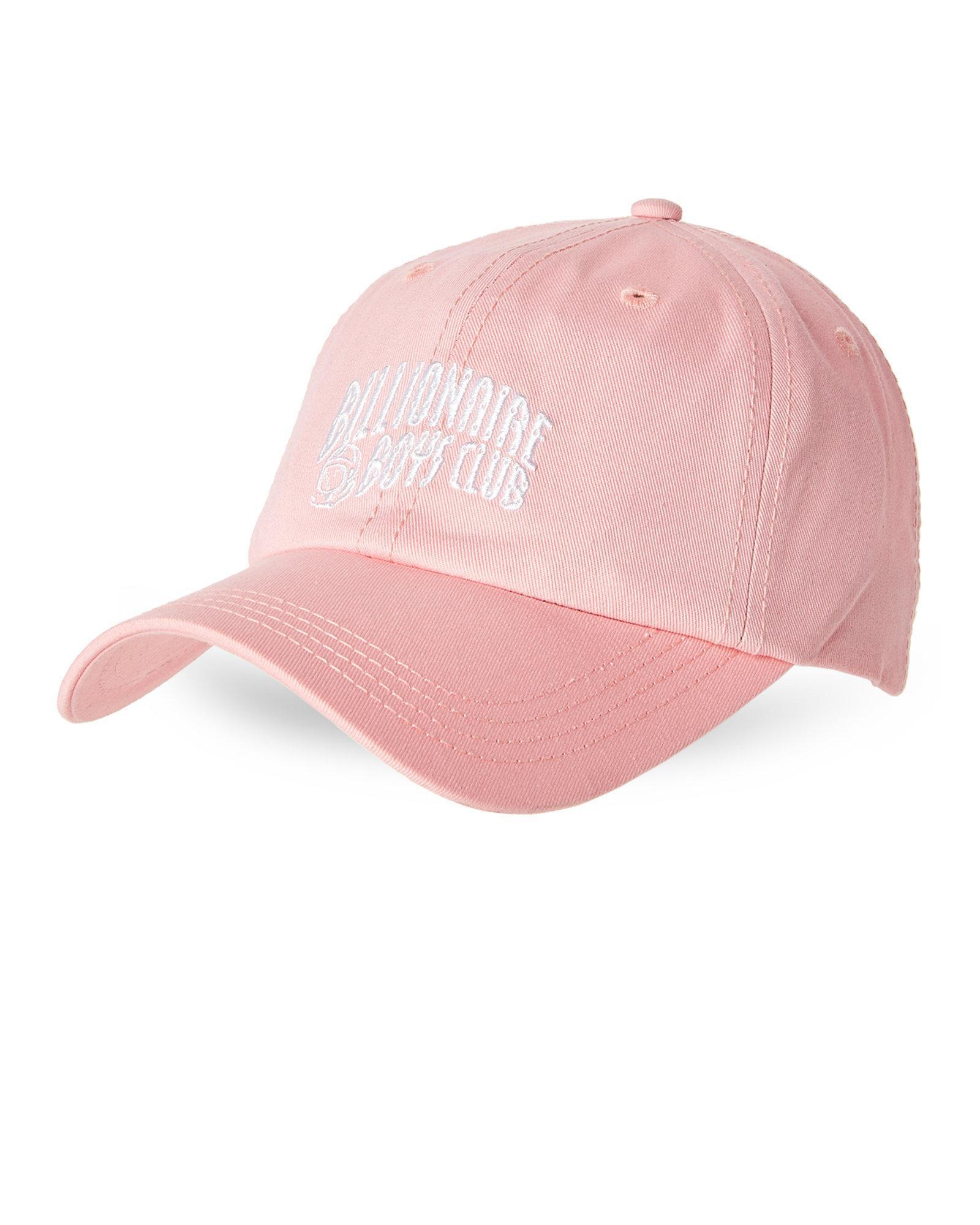 Lyst - BBCICECREAM Bb Arch Classic Dad Cap in Pink 6423c658f1c4