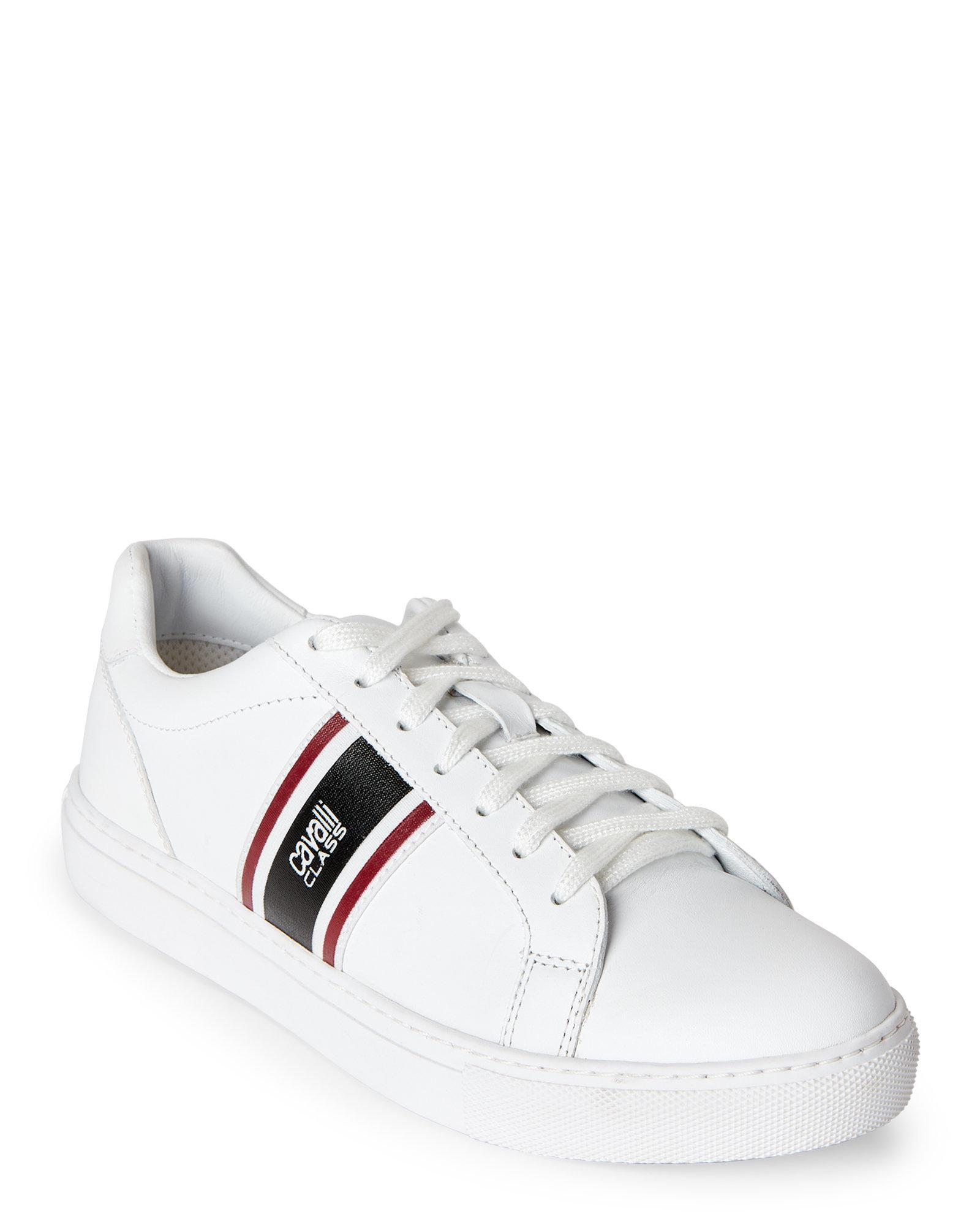 low-top sneakers - White Roberto Cavalli 9lsOHZ3yZ