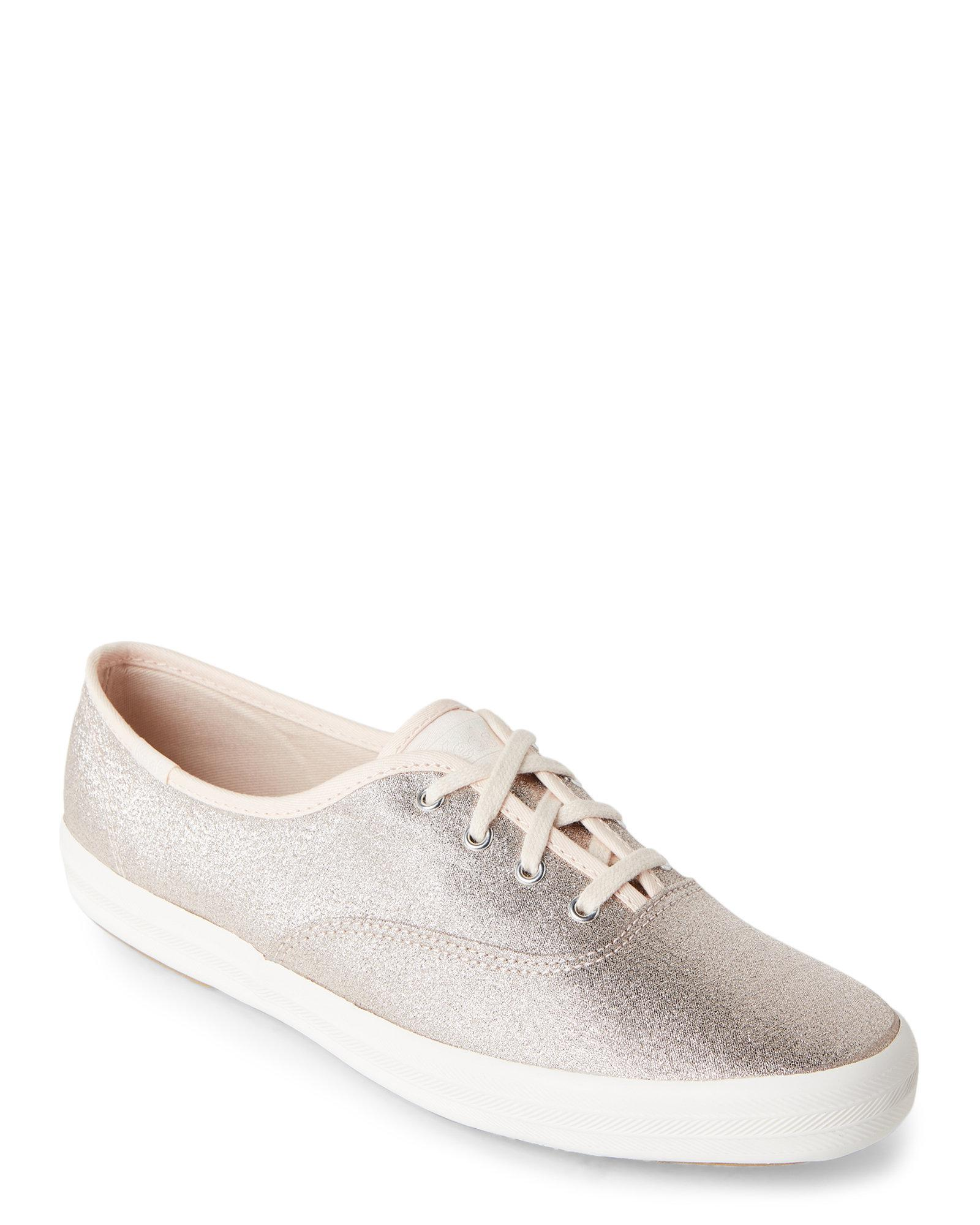 537706cb312 Lyst - Keds Champagne Champion Lurex Sneakers for Men