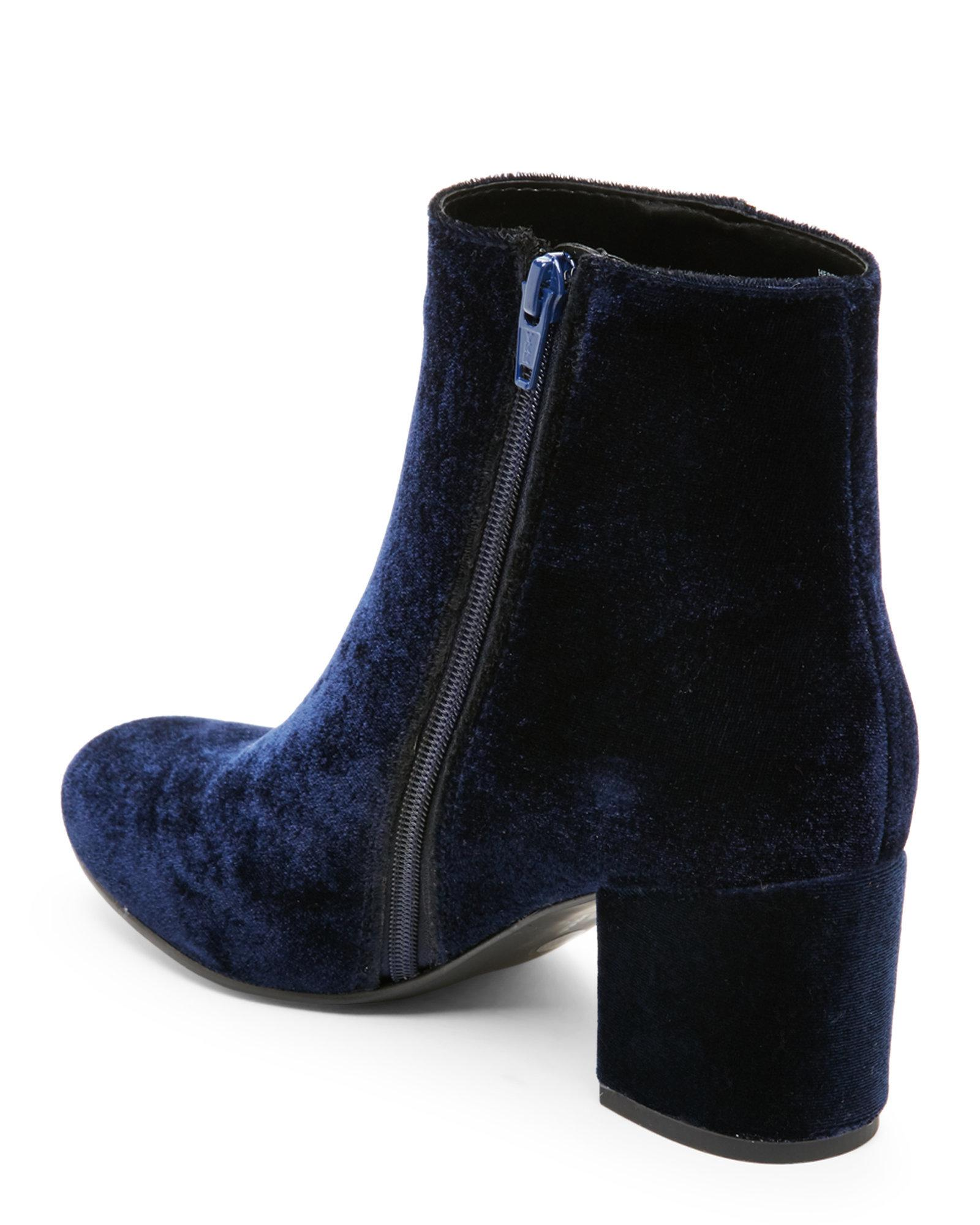 5ea726a53e6 Steve Madden Block Heel Boots - Best Picture Of Boot Imageco.Org