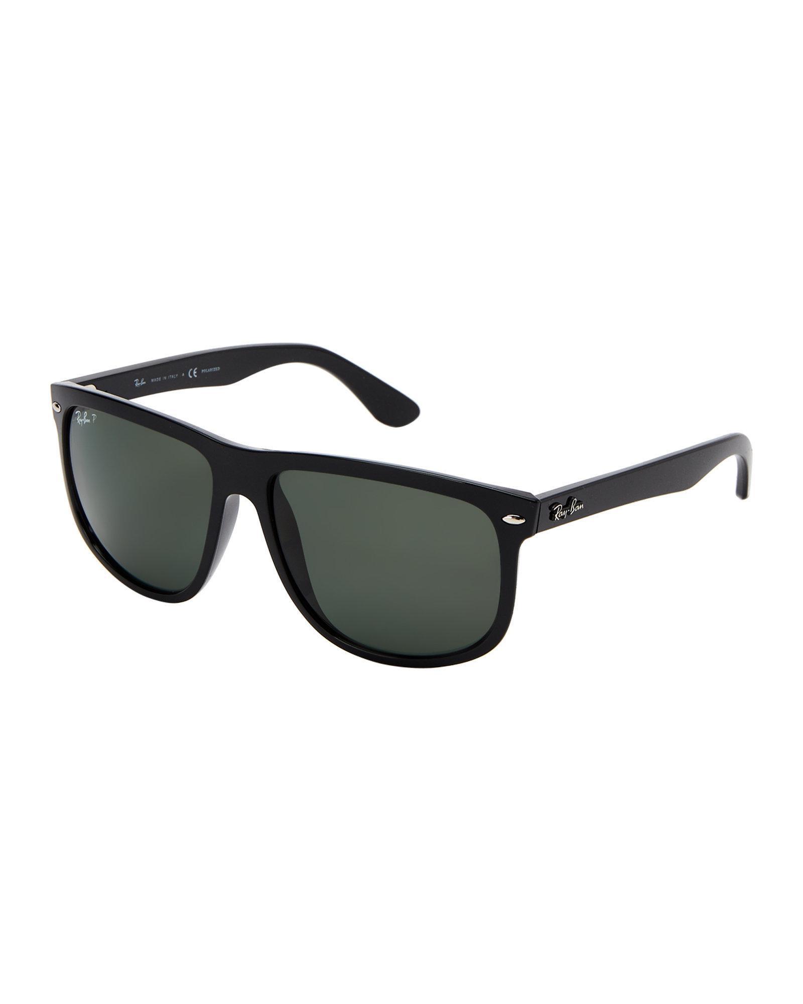 dcd410e605 Lyst - Ray-Ban Rb4147 Black Square Sunglasses in Black for Men