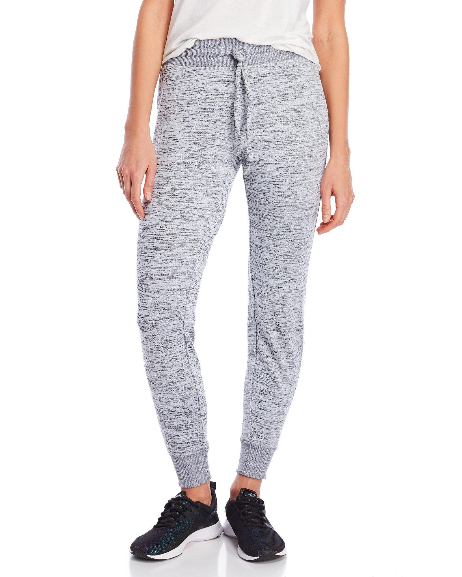 dfd00be1ed0aa9 90 Degree By Reflex 90 Degree Jogger Pants in Gray - Lyst
