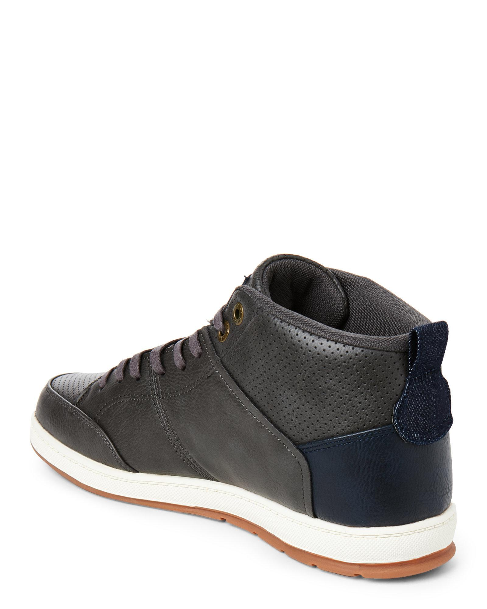 ... High Top Sneakers for Men - Lyst. View fullscreen