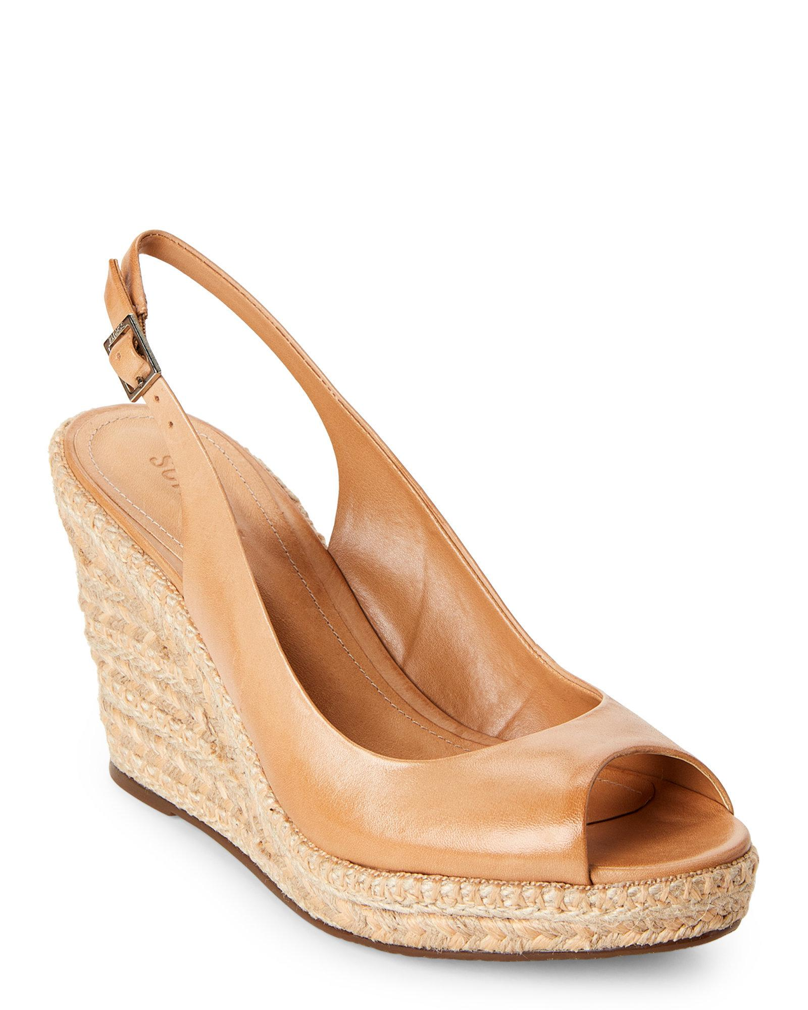 Schutz Slingback Espadrille Wedges cheap best cheap good selling DOZl64vt0