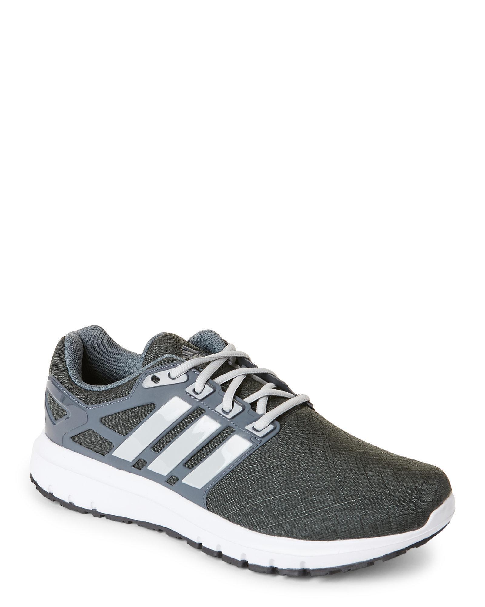 lyst adidas onyx grey nuvola di energia in scarpe da ginnastica in grigio per gli uomini.