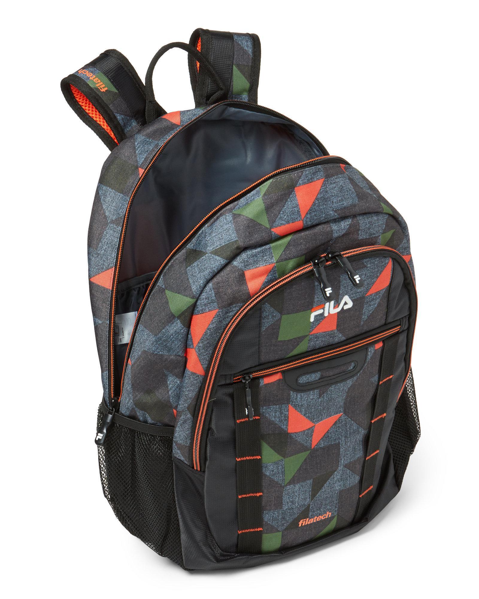 Lyst - Fila Ajax Printed Laptop Backpack
