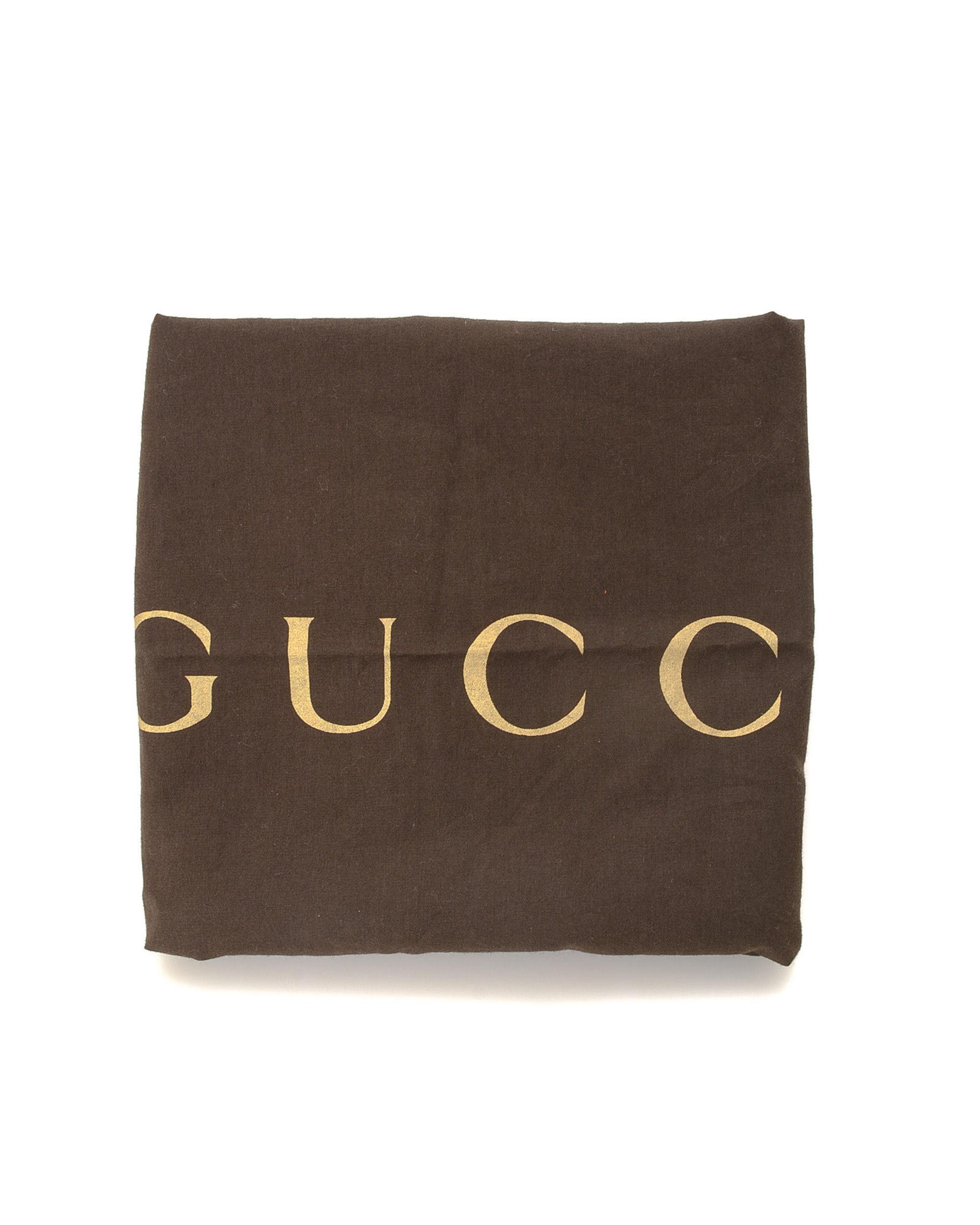 16e411d5487 Lyst - Gucci GG Supreme Nice Handbag - Vintage in Natural