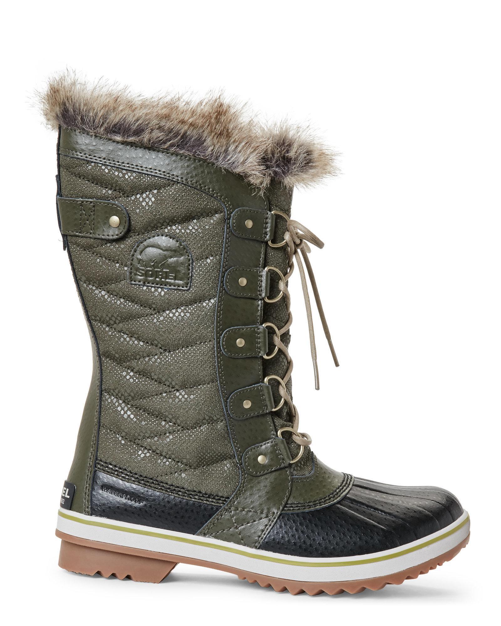 c82ad251d5ad Lyst - Sorel Peatmoss   Black Tofino Ii Winter Boots in Black