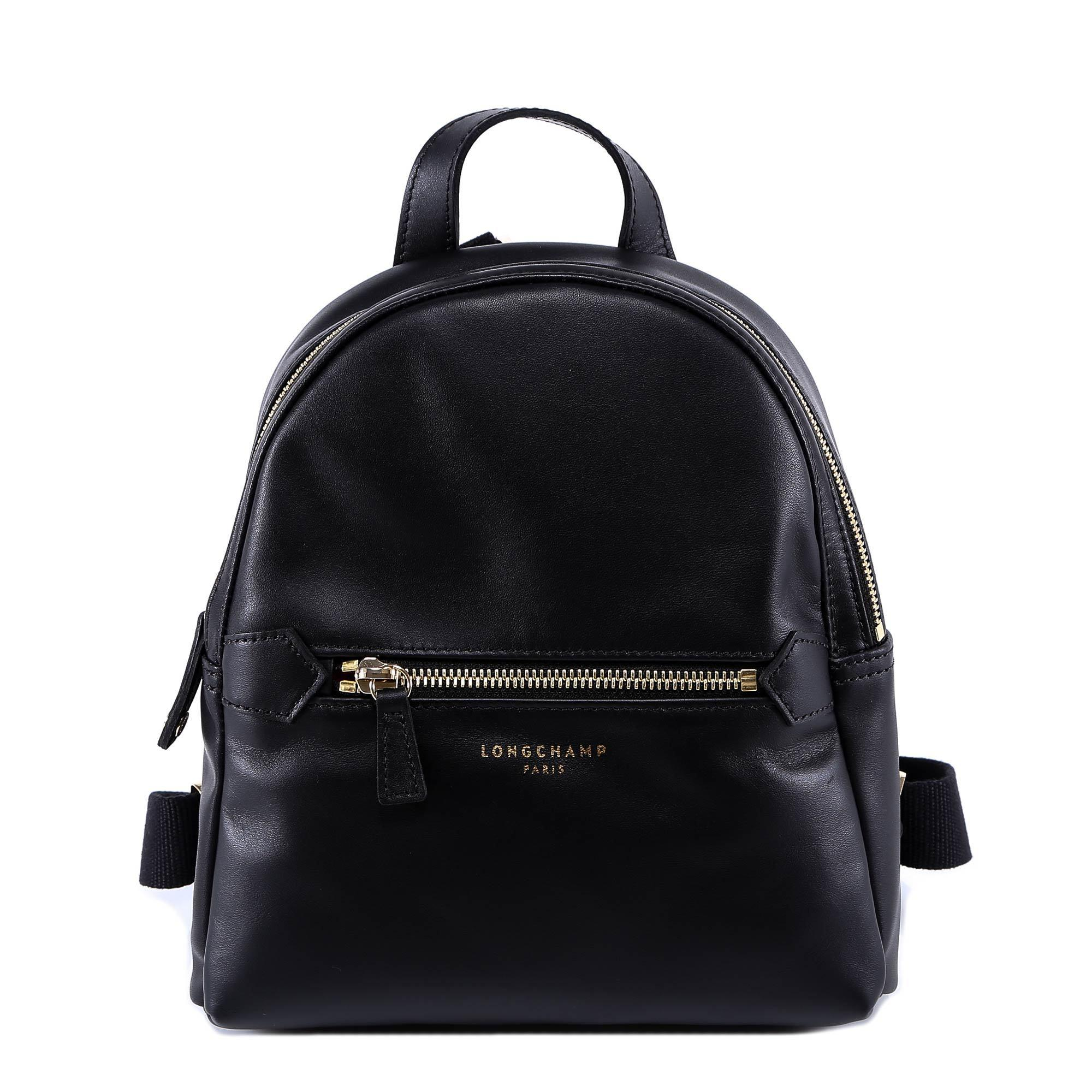 09dcf8ab4292 Lyst - Longchamp 2.0 Xs Backpack in Black