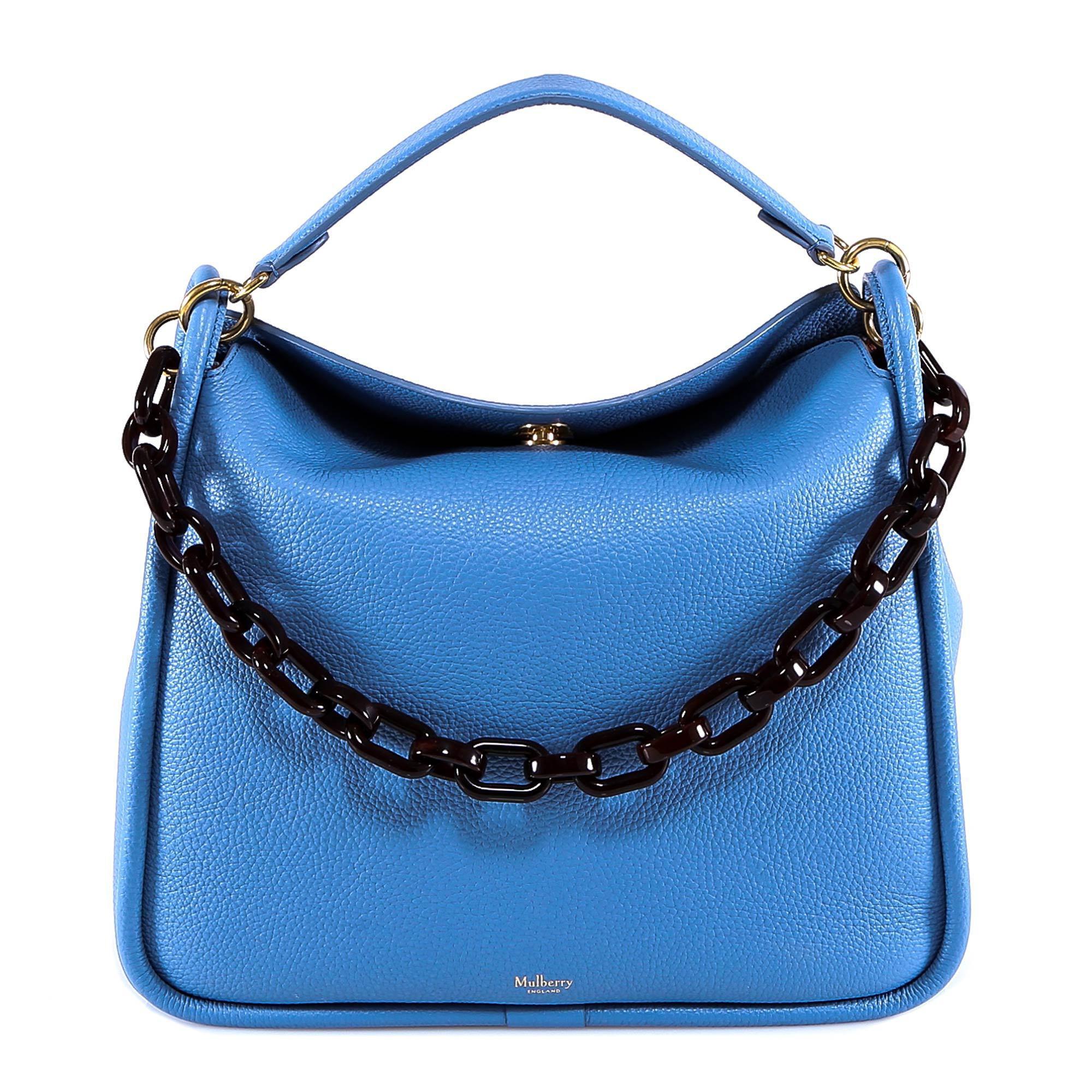 ... promo code for mulberry blue leighton shoulder bag lyst. view  fullscreen fd58f 0b2a7 d14bd2bec9989