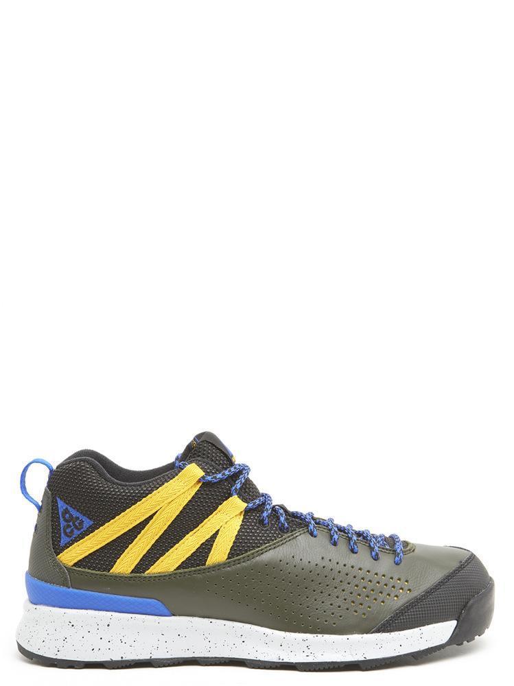 07197093f9ad Lyst - Nike Okwahn Ii Sneakers in Blue for Men