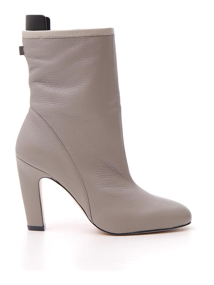 7a8d3ad52 Lyst - Stuart Weitzman High Ankle Boots in Gray for Men