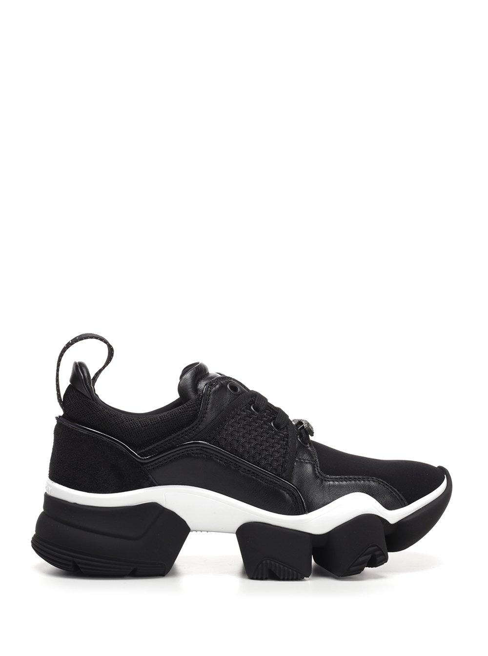 32f946734b2 Lyst - Givenchy Mixed-material Sneakers in Black - Save 40%