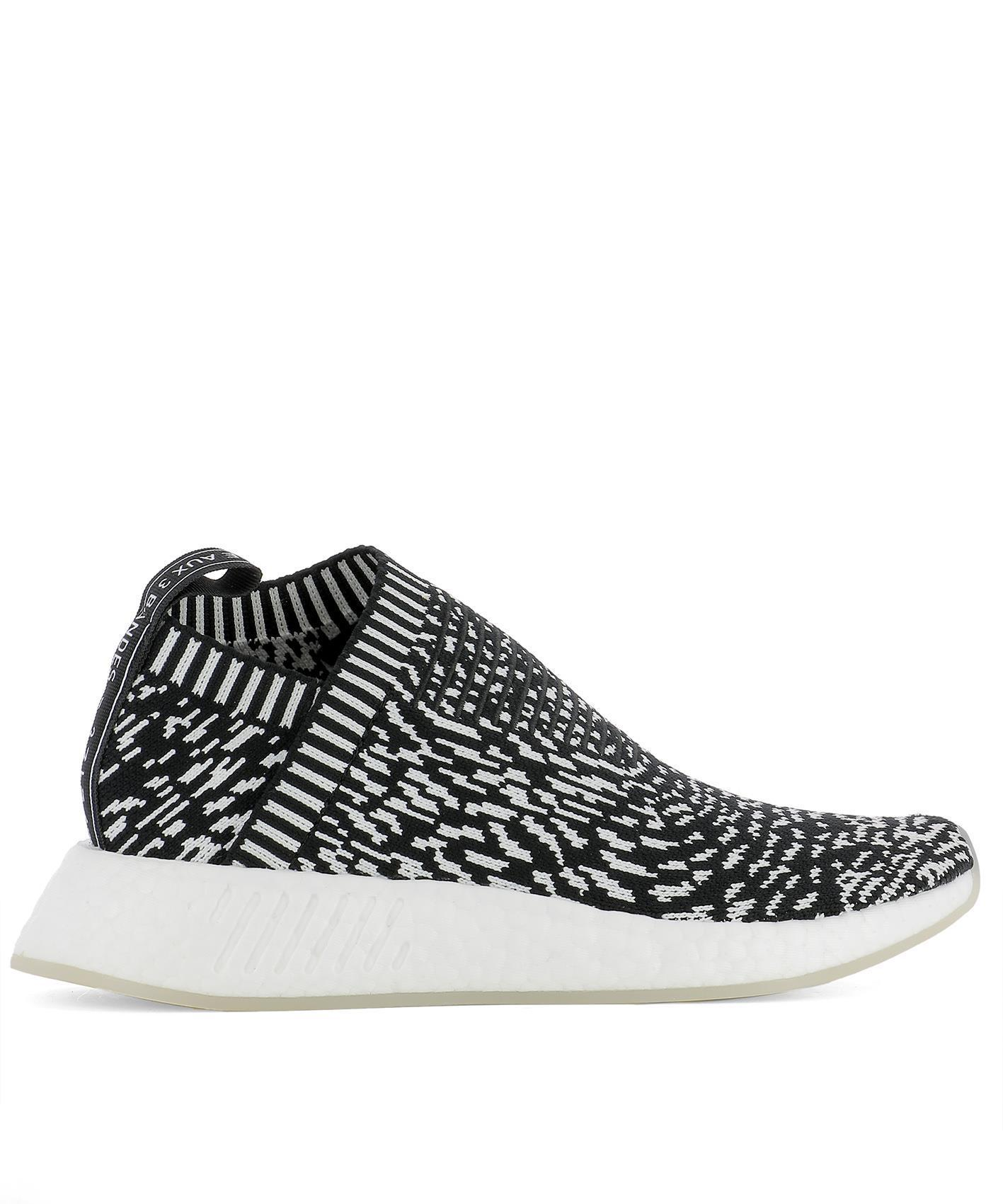 590e9b950fe6a Lyst - Adidas Originals Nmd Cs2 Primeknit Sneakers in Black for Men