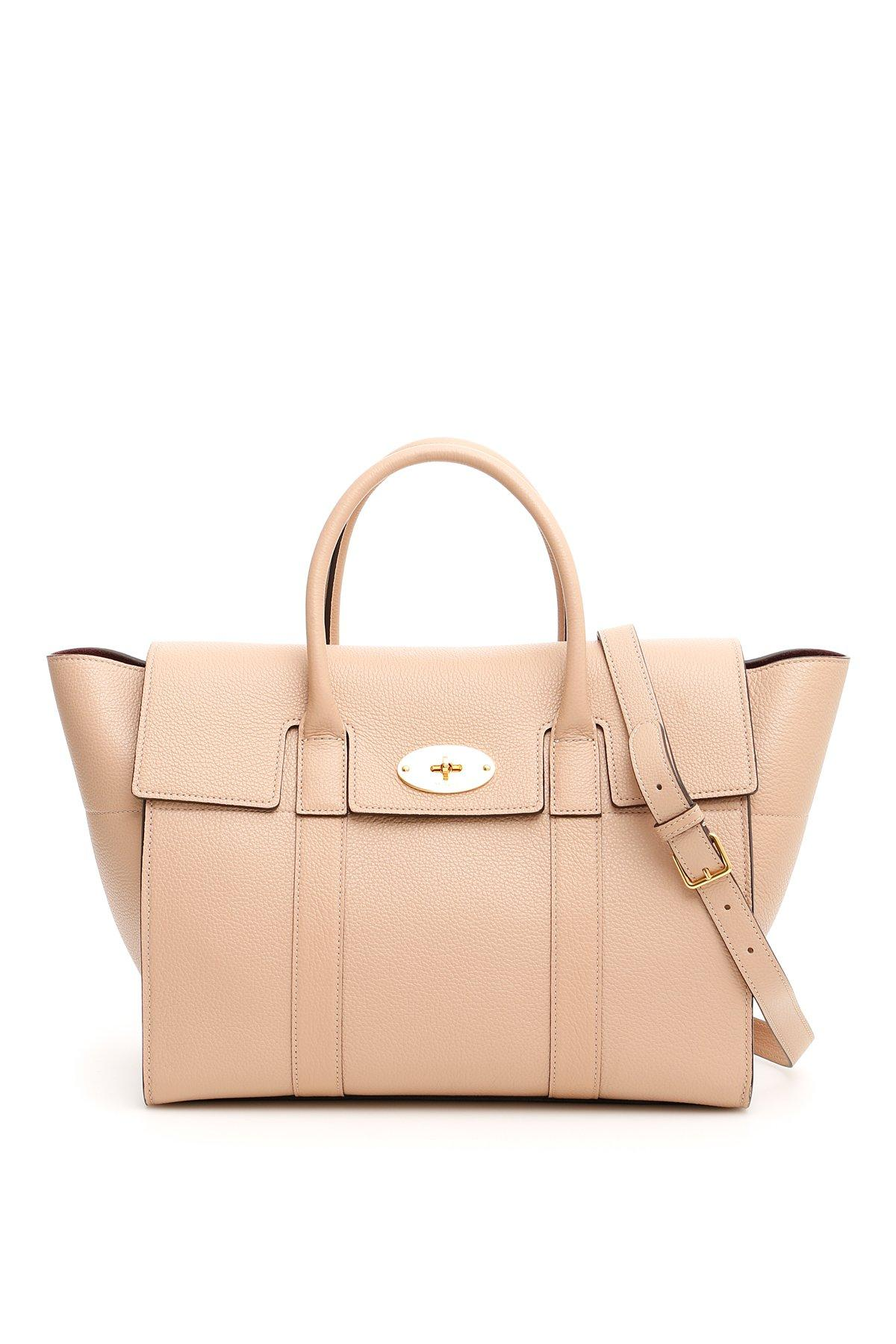 Lyst - Mulberry Small Bayswater Bag in Pink e2fcafed8516f