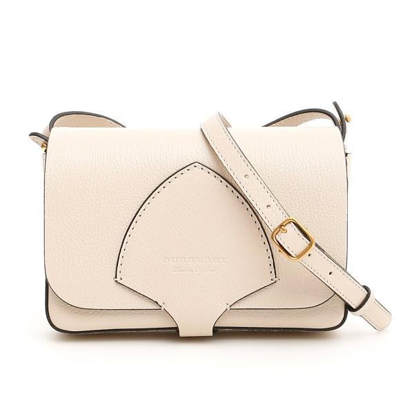 9b0e62213b93 Burberry Stitch Detail Small Shoulder Bag in Natural - Lyst