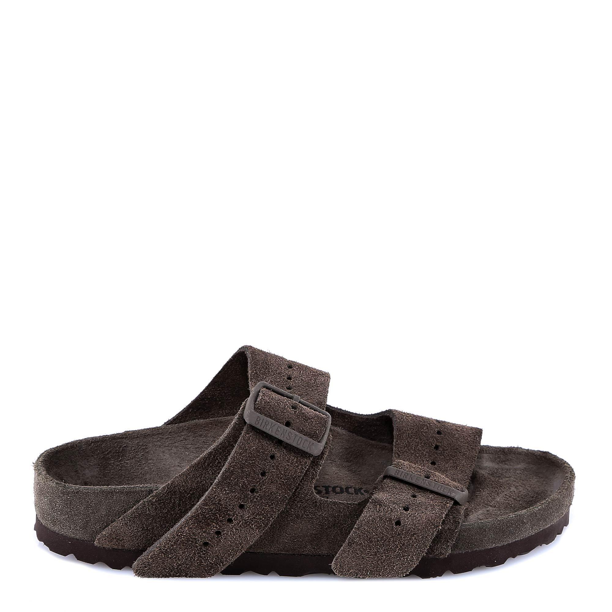 29fede5dd16f Rick Owens X Birkenstock Sandals in Gray - Lyst