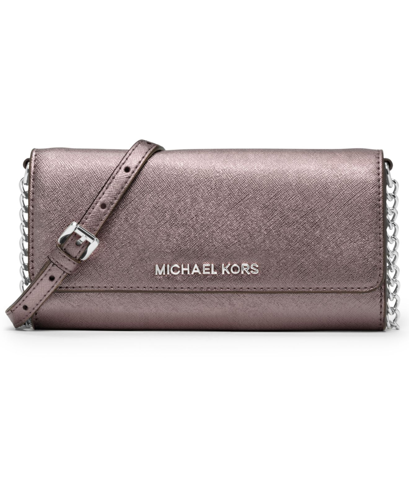 ff6585a3c7c9 Jet Set Wallet On A Chain Michael Kors | Stanford Center for ...