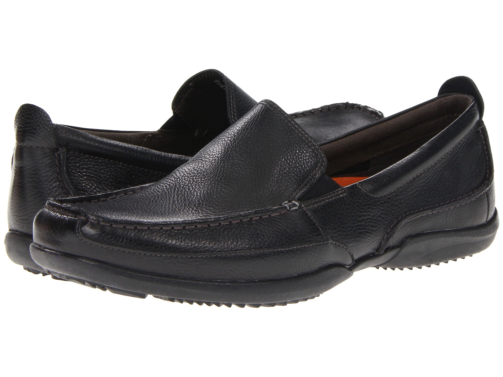 Hush Puppies Black Moccasins release dates authentic where to buy cheap real q3Dq9Nc