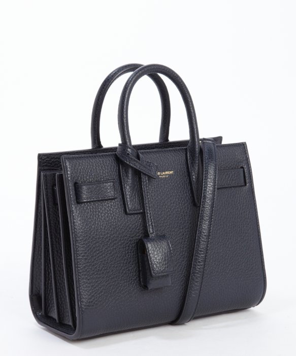 ysl tote bag price - classic baby sac de jour bag in royal blue grained leather