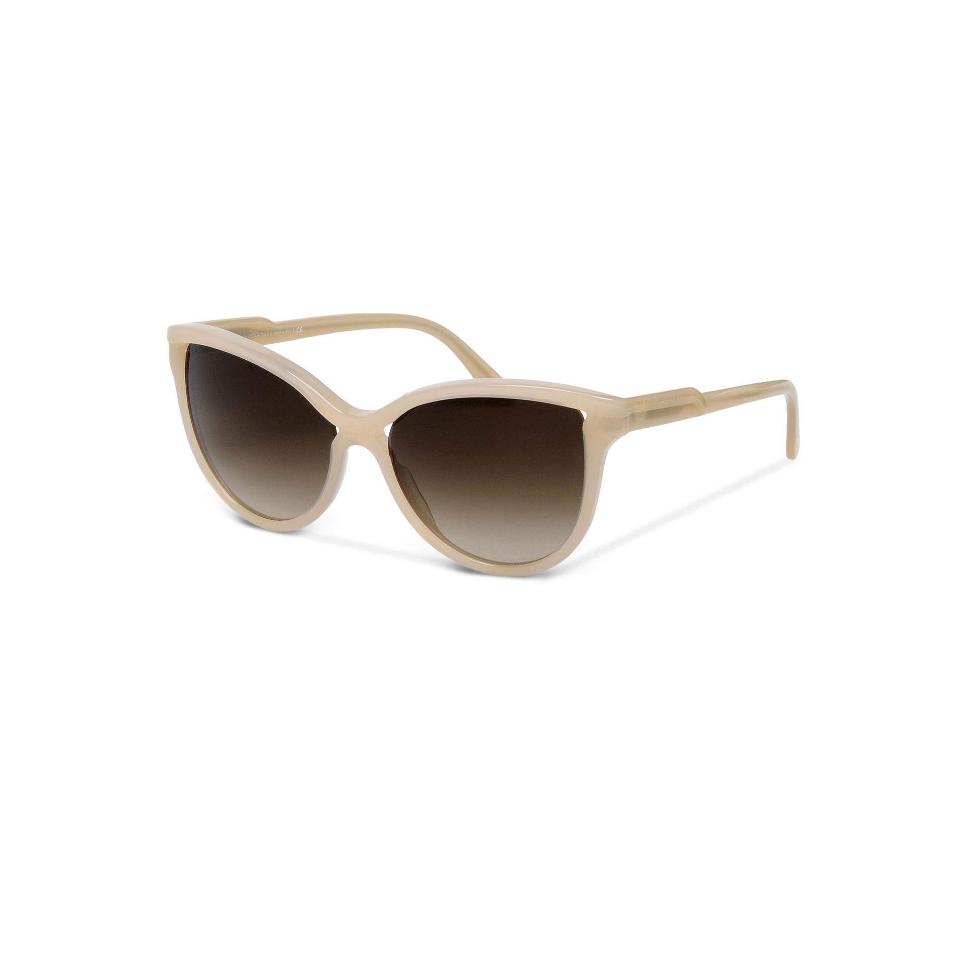 b78634a587 Stella mccartney Cat Eye Sunglasses in Gray