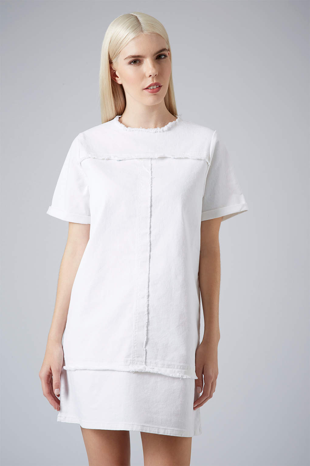Shop our Collection of Women's White Denim Dresses at ciproprescription.ga for the Latest Designer Brands & Styles. FREE SHIPPING AVAILABLE!