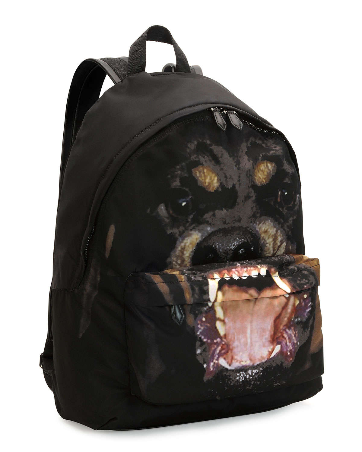 Lyst - Givenchy Rottweiler Nylon Backpack in Black for Men 93292c8a3406c