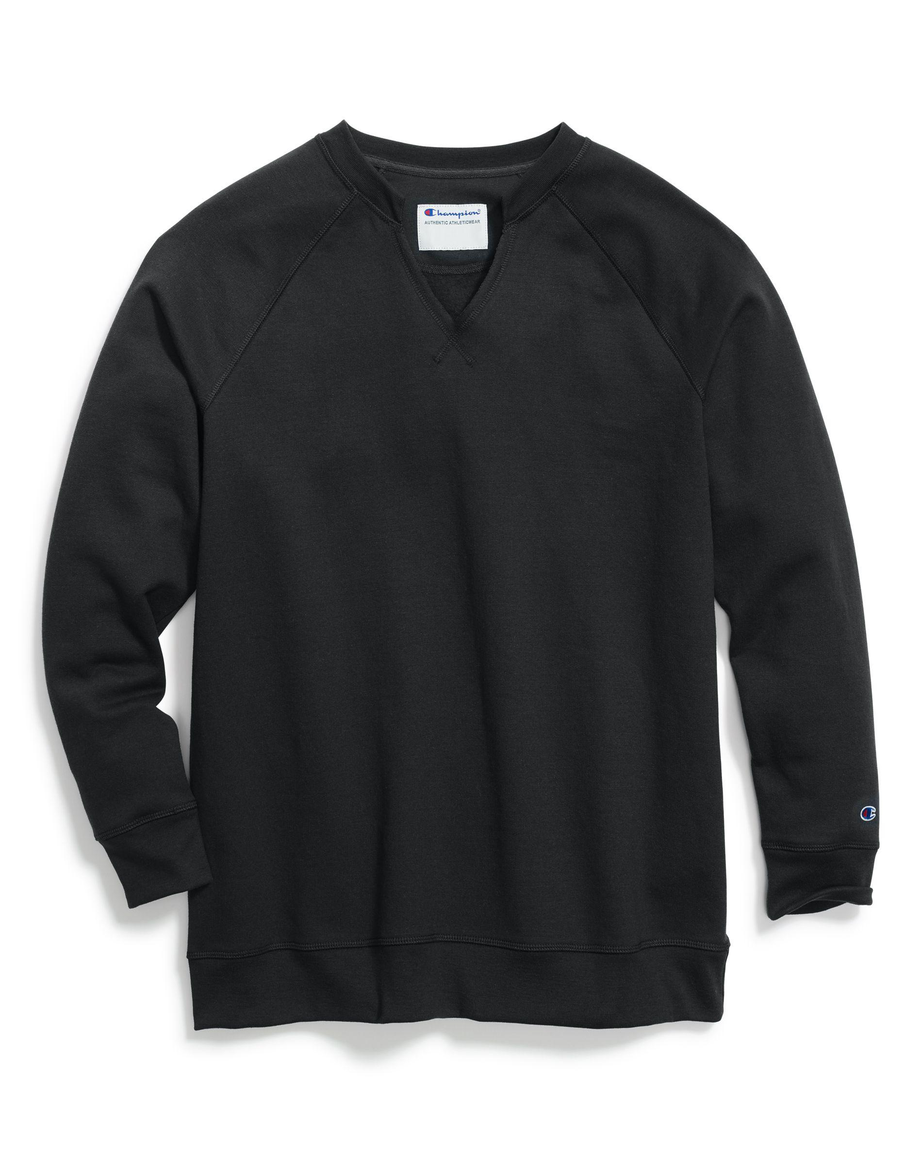 a4e5f5ef6491 Lyst - Champion Powerblend® Fleece Tunic in Black for Men