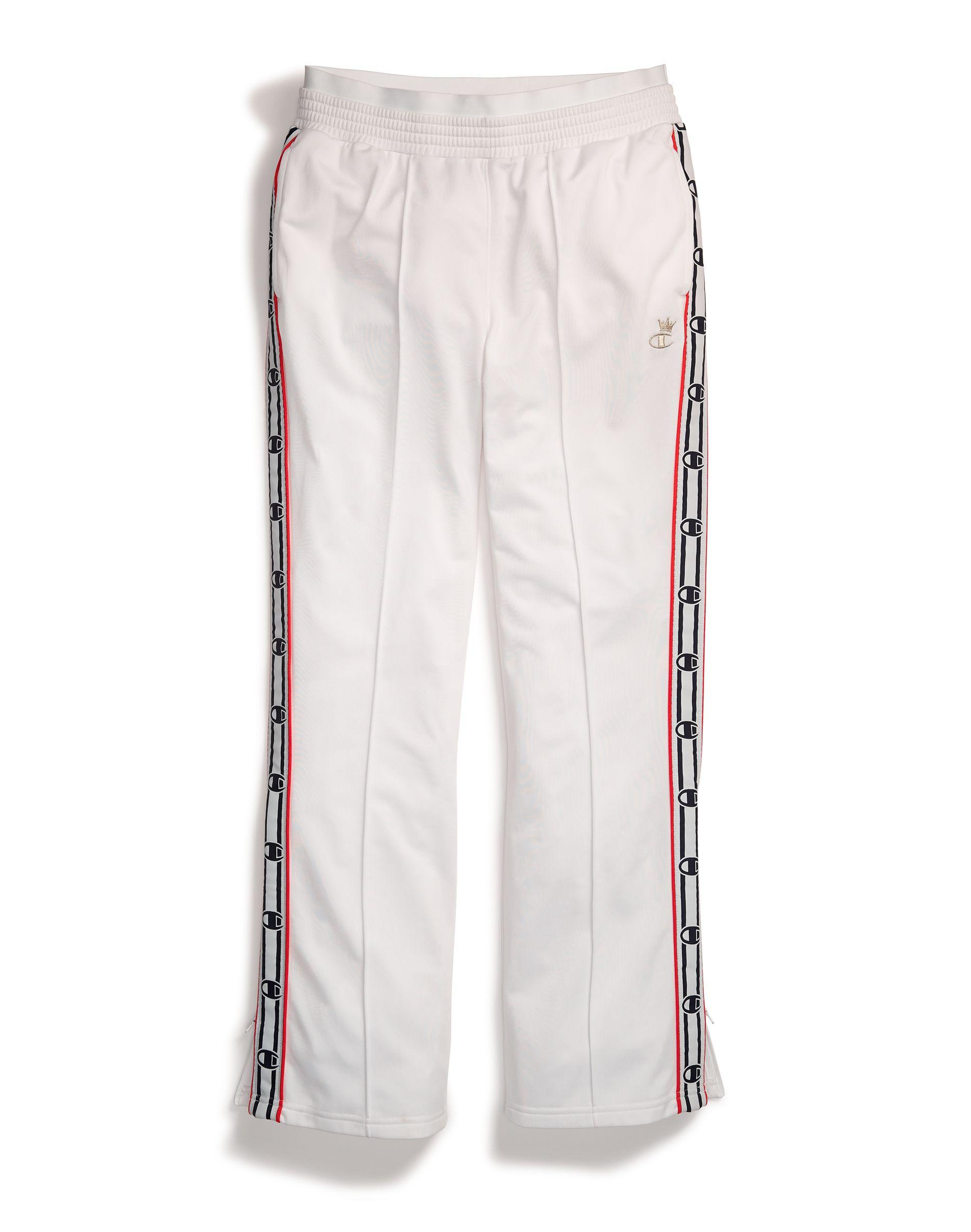 9b086f7b44 Lyst - Champion Life® Track Pants, Crown C Logo in White