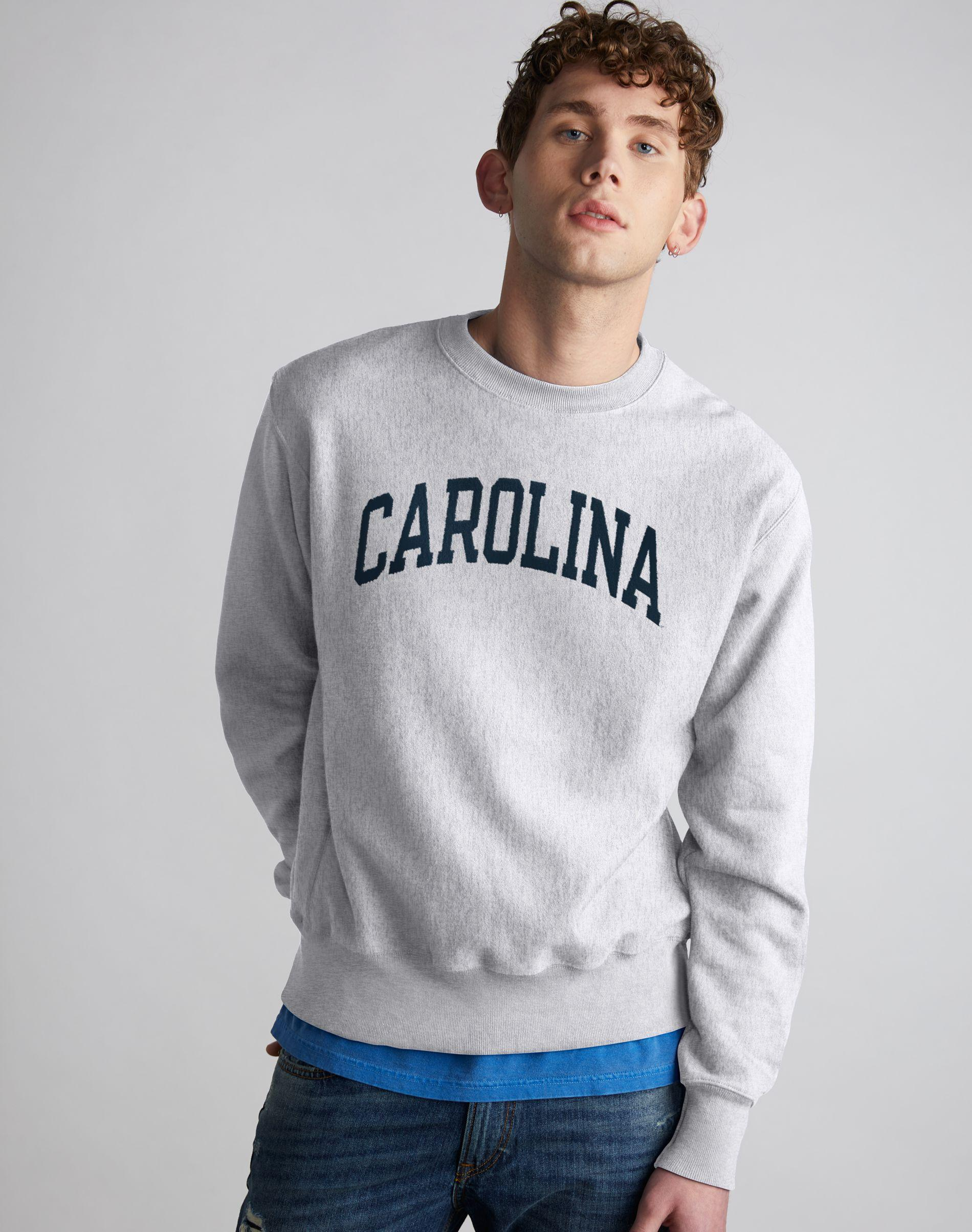 741d6953317 Lyst - Champion Life® Reverse Weave® Ncaa North Carolina Tar Heels  Sweatshirt in Gray for Men