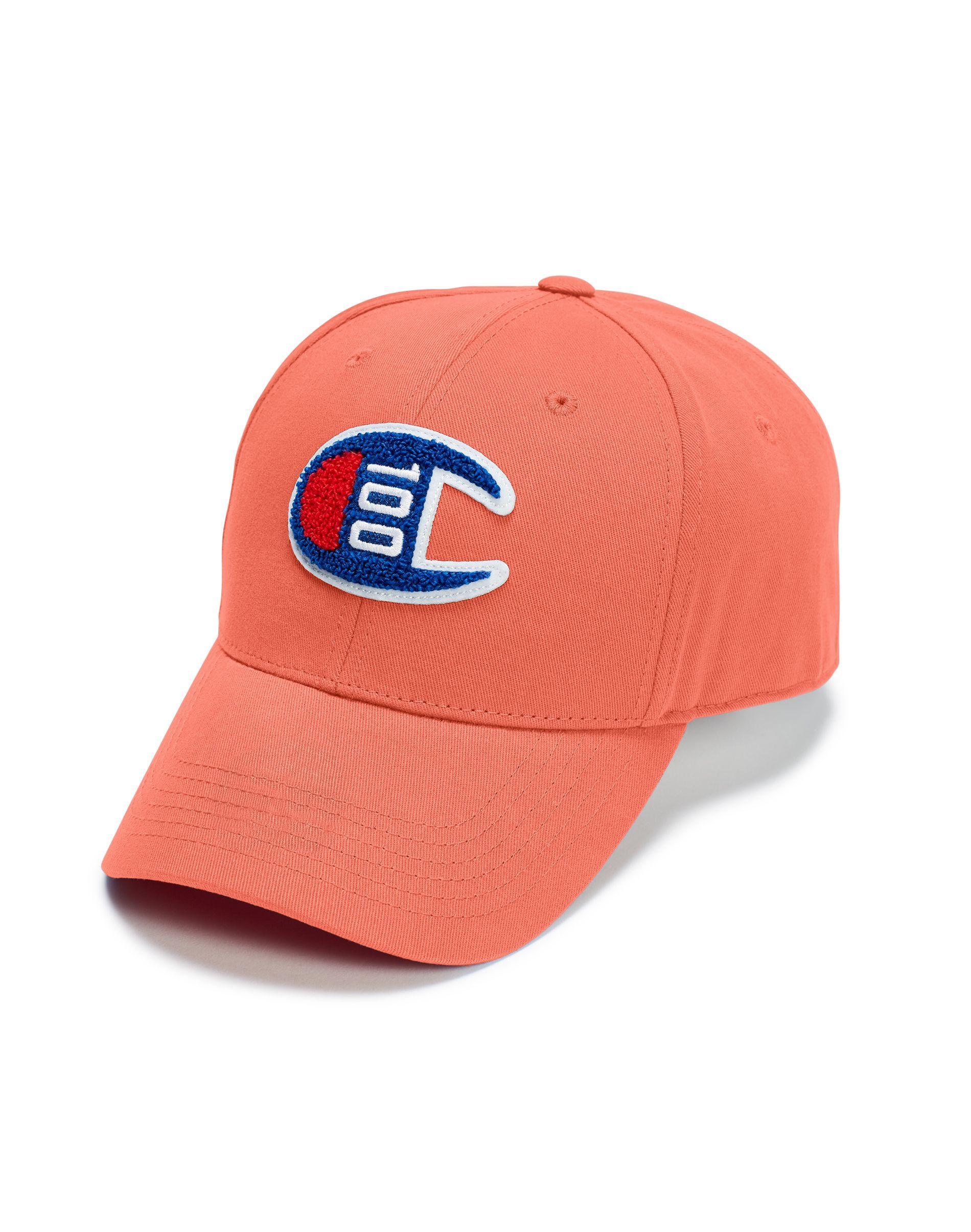 01b592e3178de Champion - Orange Century Collection Classic Twill Hat