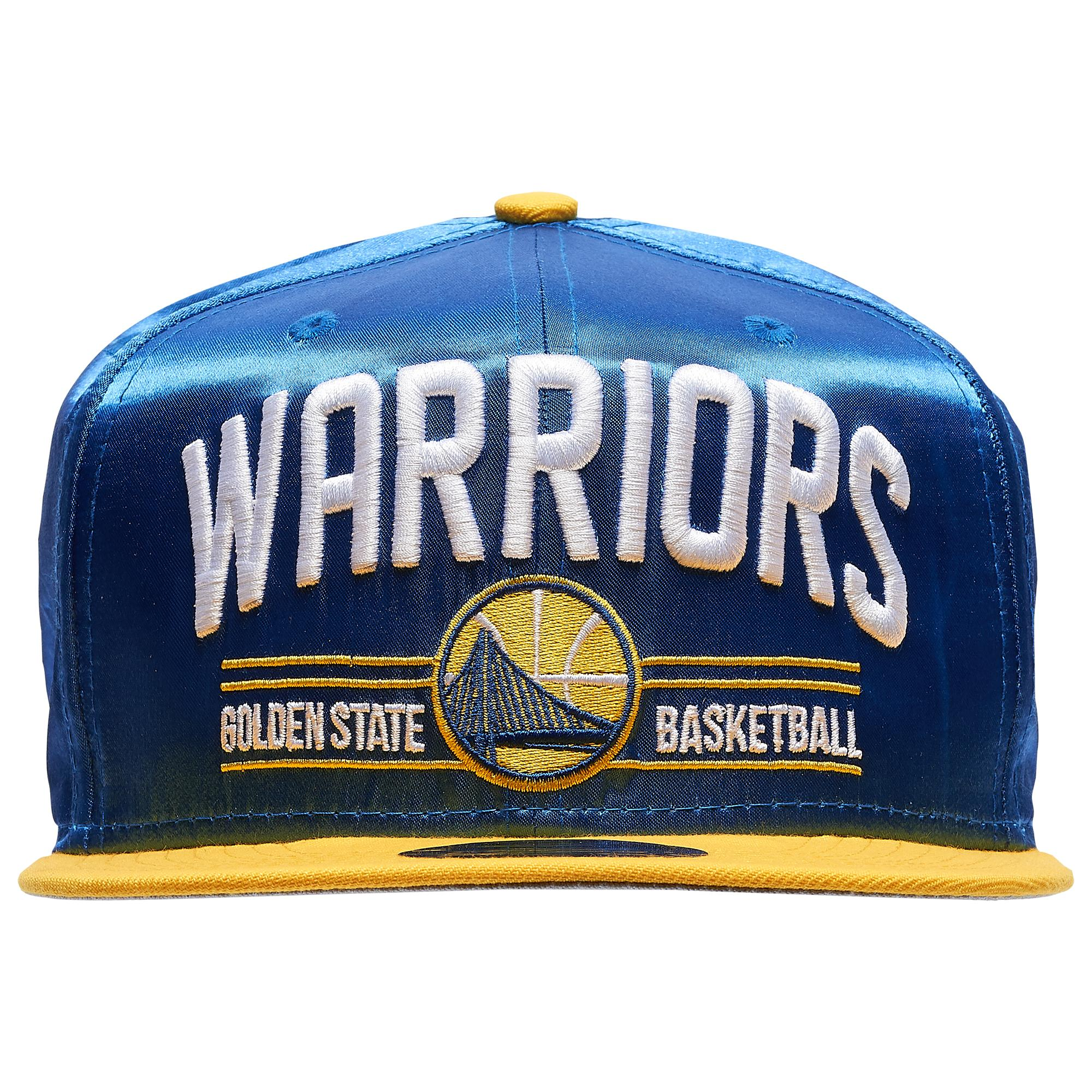hot sale online 819ec a6175 ... Golden State Warriors 9fifty Satin Cap for Men - Lyst. View fullscreen