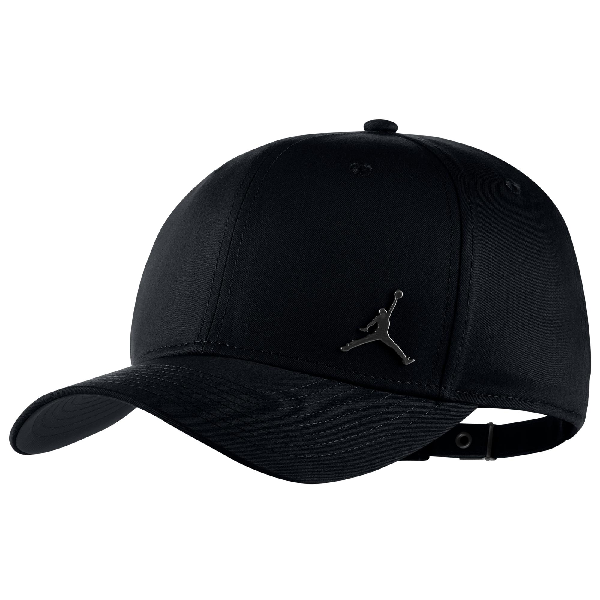 timeless design c9c48 d44e5 Nike - Black Classic 99 Adjustable Cap for Men - Lyst. View fullscreen