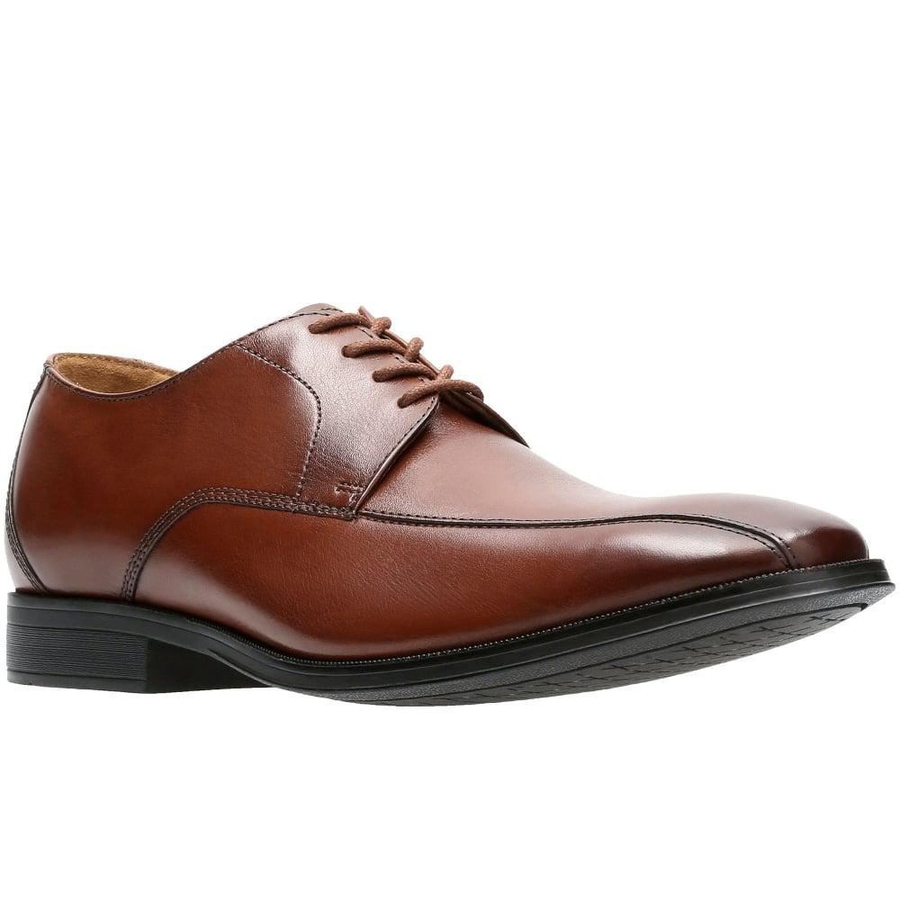 9488dcd9c4aa Lyst - Clarks Gilman Mode Mens Wide Leather Derby Lace-up Shoes in ...