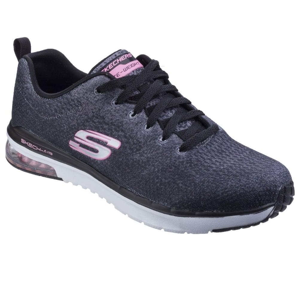 Skech Knit Running Shoes