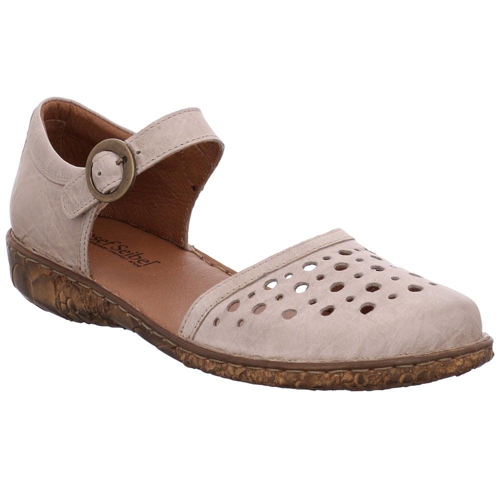 Lyst - Josef Seibel Rosalie 19 Bar Womens Flat Sandals in Brown ... 66ca47721e