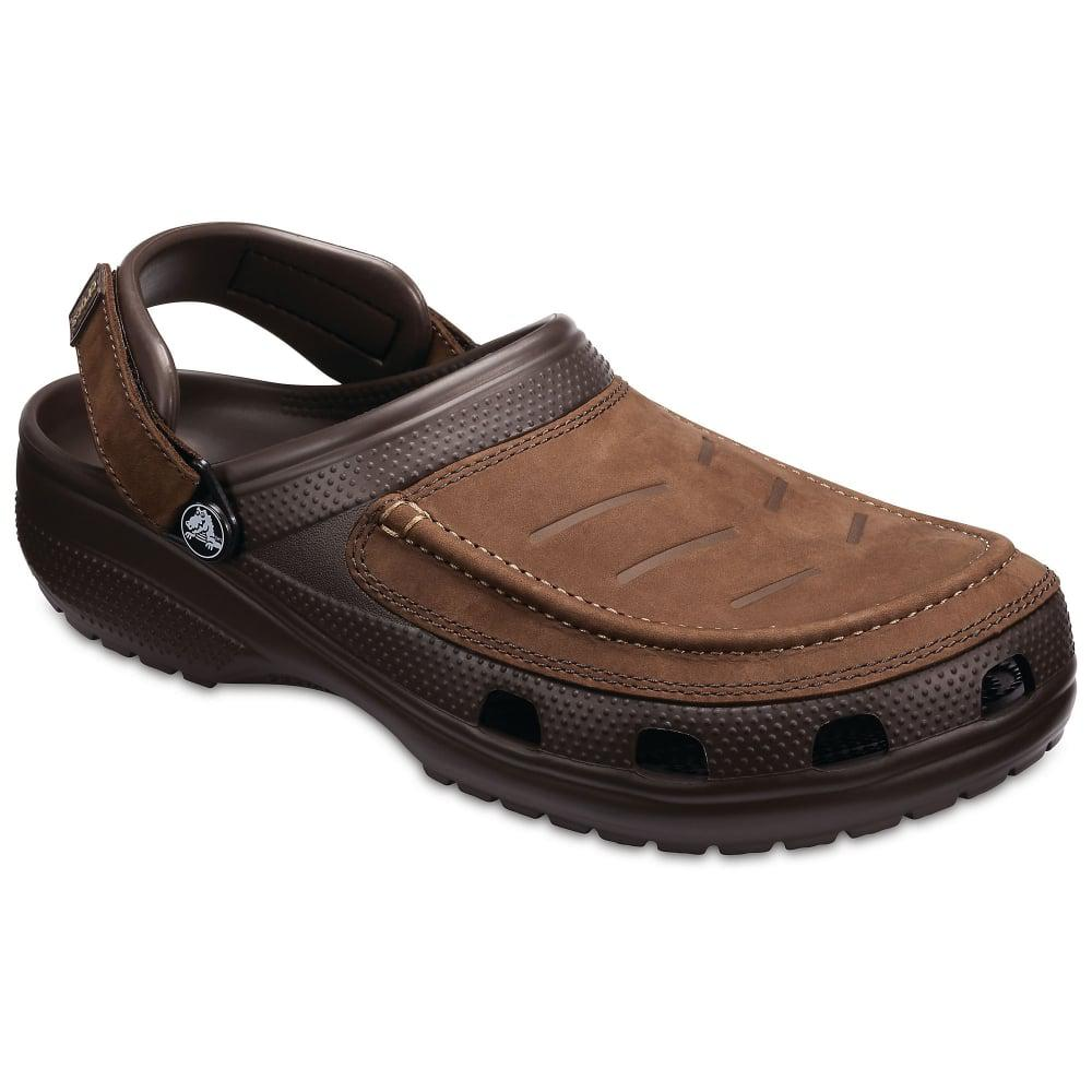 72c9932acb85 Lyst - Crocs™ Yukon Vista Clog Mens Sandals in Brown for Men - Save 17%
