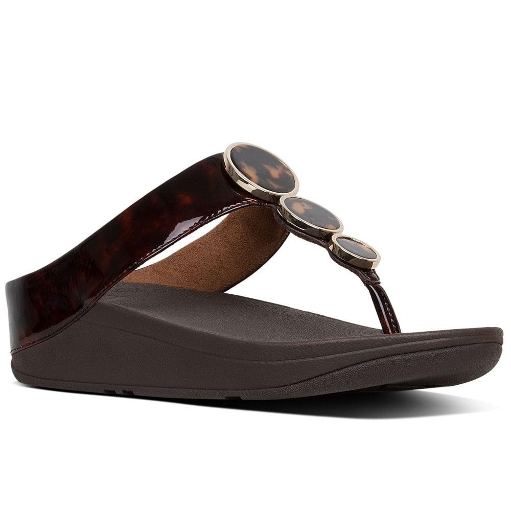 22819eef1 Lyst - Fitflop Halo in Brown - Save 22%