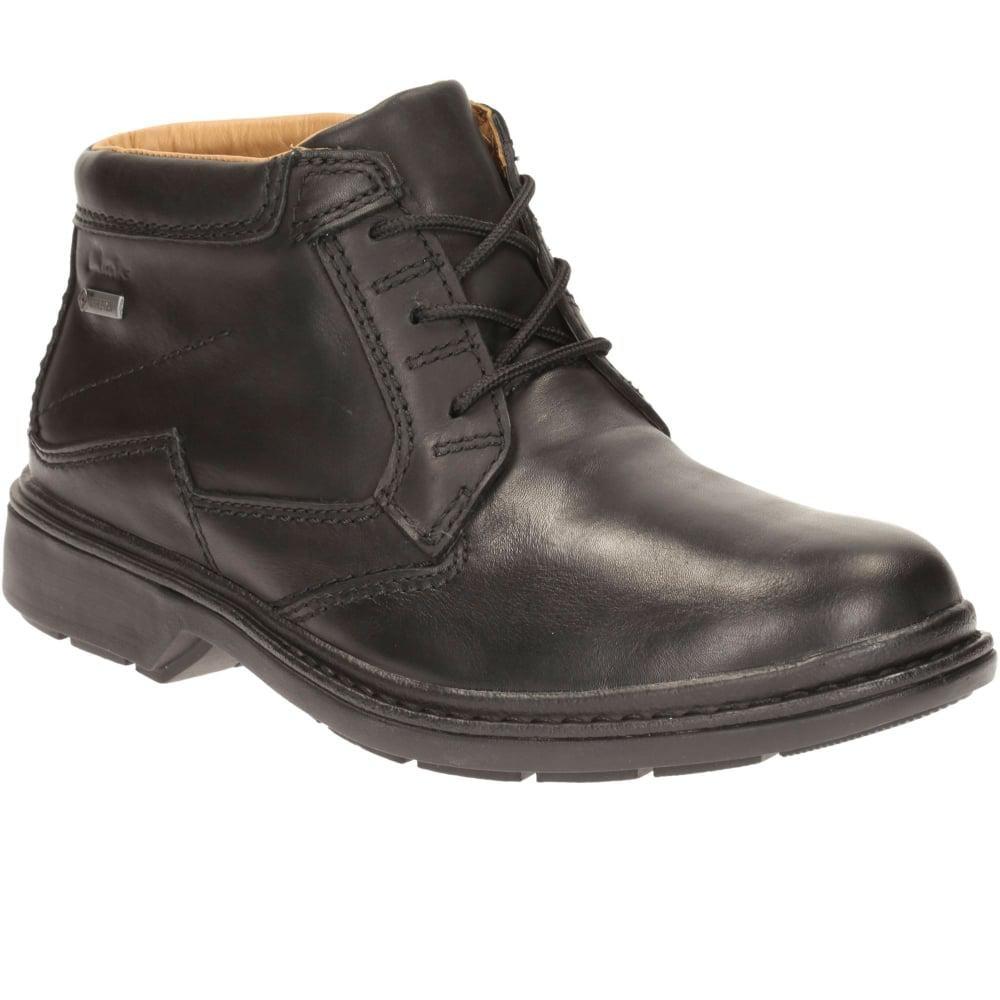 Rockie Hi Mens Lace-Up Shoes Clarks O33mygE3