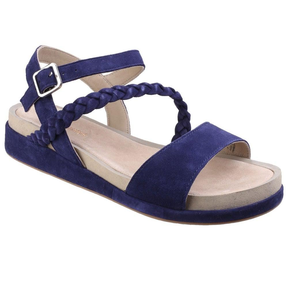 Womens Giovanna Chrysta Ankle Strap Sandals Hush Puppies qQBOzwXnB1